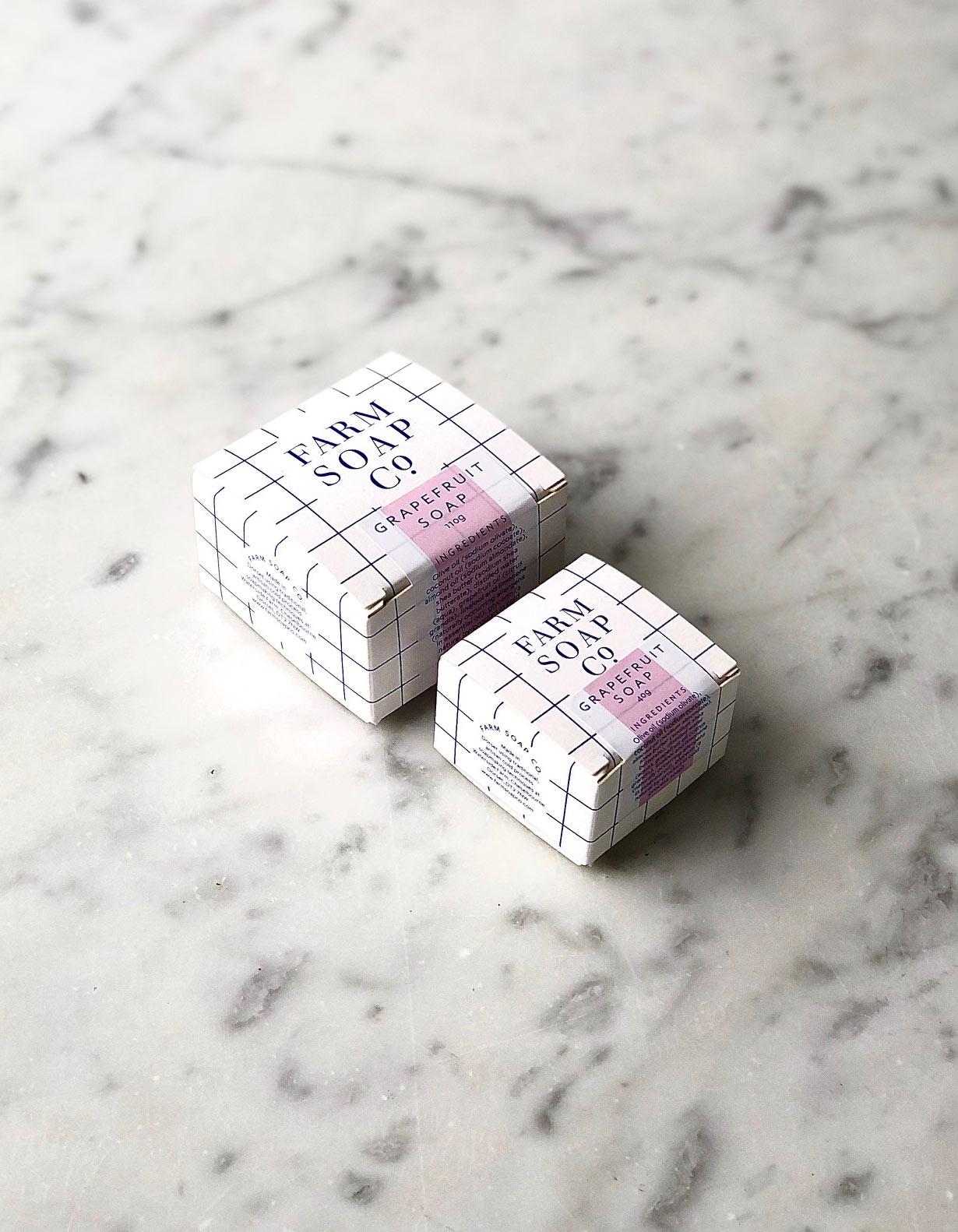 Farm Soap Co. - Grapefruit soap