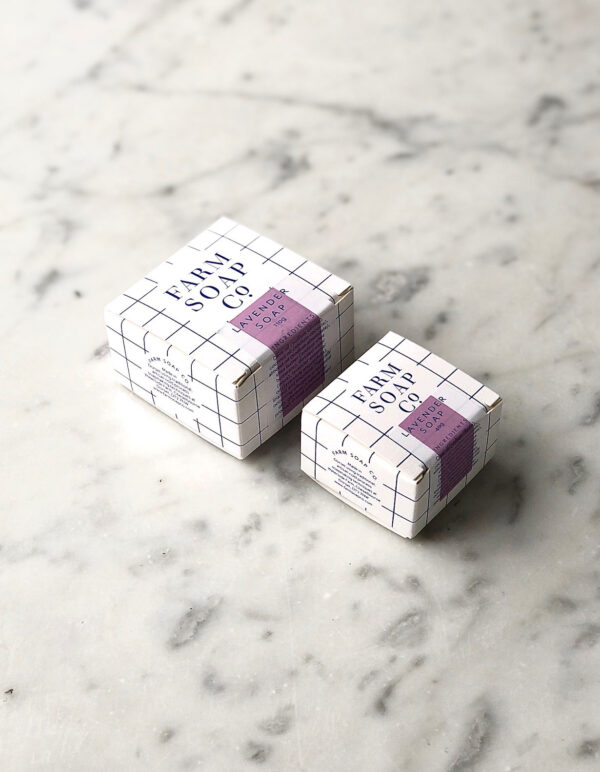 Farm Soap Co. - Lavender soap