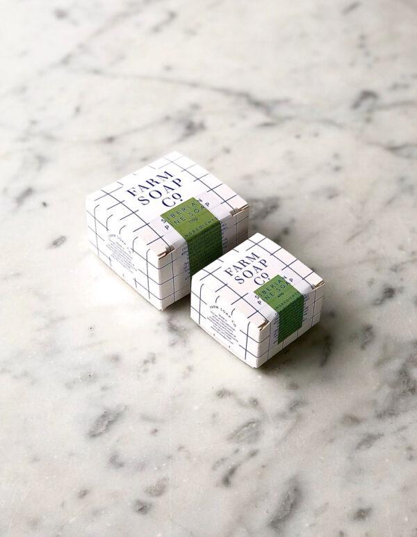 Farm Soap Co. - Siberian Pine soap