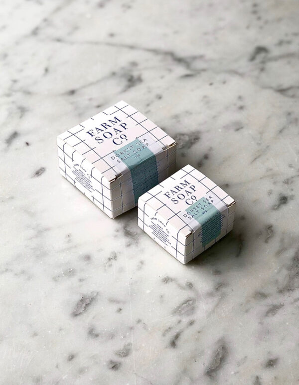 Farm Soap Co. - Dorset Sea Salt